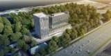 На Ленінградському шосе побудують готель із зеленим дахом