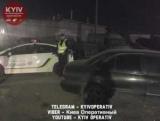 В Киеве ночью четверо мужчин в масках устроили стрельбу, есть раненый