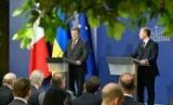 Премьер Мальты заявил о поддержке суверенитета Украины