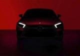 Mercedes-Benz показал тизер CLS за неделю до премьеры