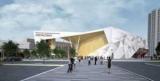 Спорткомплекс у формі паперового літака побудують на південно-сході столиці