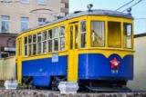 В Киеве будет ездить старинный экскурсионный травмай