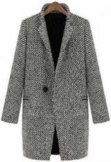 Пальто с воротником это классика, которая всегда остается актуальной