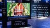 Samsung представила Телевизор с искусственным интеллектом QLED 8K