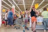 Россияне сократили траты на походы по магазинам