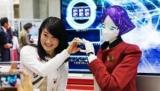 Революция роботов и подушка от храпа: картинки с выставки в Токио