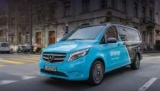 Mercedes-Benz Vans и квадрокоптеры будут доставлять продукты по Цюриху