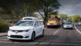 Беспилотные транспортные средства Waymo испытания без водителей