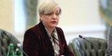 Гонтарева допускает свое преследование после отставки