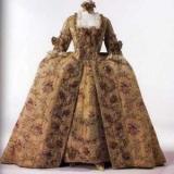 Платья в стиле барокко: история, характеристики и цвета