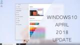 Windows 10 April 2018 Update: Головні особливості оновлення