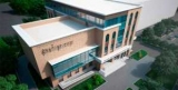 Будівля з нотами на фасаді побудують для школи їм. Глінки в Москві