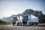 Volvo объявила грузовики, работающие на сжиженном природном газе и биогазе